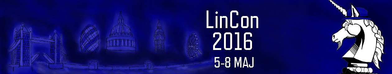 LinCon -Spelkonvent 5-8 Maj i Linköping